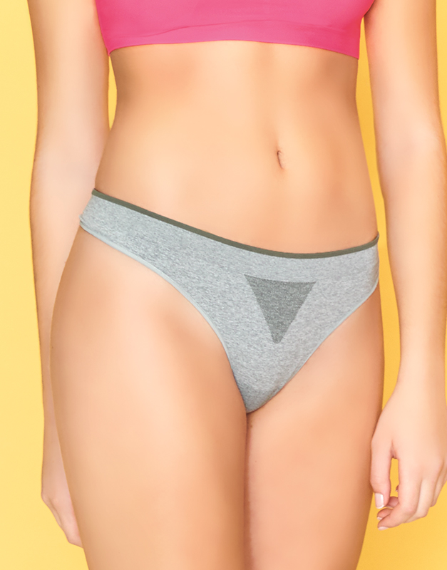 COLALESS SEAMLESS / GRIS